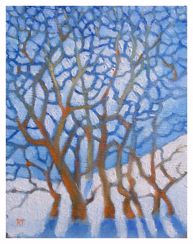 [Winter Trees #1]