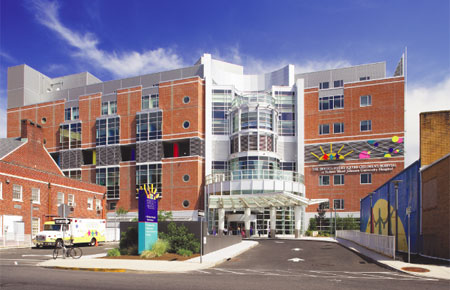 [Bristol-Myers Squibb Children's Hospital ]
